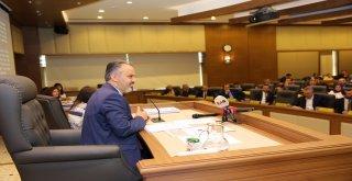 Bursa Büyükşehir'in 2018 yılı faaliyet raporuna onay