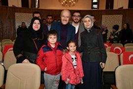 Kafaoğlu: 'Bandırma'yı AK Parti'nin Kalesi Yapıncaya Kadar Geleceğim'