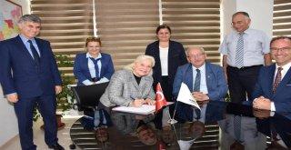 Heraion Teikhos Bilimsel Kazı Çalışmaları Protokolü İmzalandı