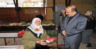 Türkiye'nin en modern Köy Pazarı Trabzon'a yapılıyor