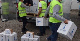 Destek paketlerinin dağıtımı sürüyor