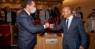 Başkan Soyer Aliağa ve Bergama belediye başkanlarını dinledi