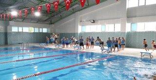 Yaz Spor Okulu'nda 3 Bin 500 Öğrenci Eğitim Alıyor
