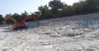 6 Buçuk Milyon TL Yatırımla 7 Bin 500 Tonluk İçme Suyu Deposu