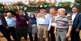 Başkan Sözlü'den Yörük Şöleni'nde Örnek Ev Sahipliği
