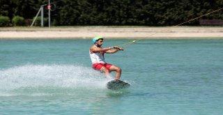 Sukaypark'ta Wakeboard Türkiye Şampiyonası Başladı
