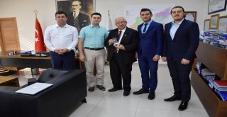 Ankara Trakyalılar Vakfı'ndan Başkan Albayrak'a Ziyaret