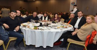 Başkan Kocamaz Gazetecilerle Bir Araya Geldi