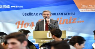 BURHAN FELEK ANADOLU LİSESİ VALİDE SULTAN GEMİSİ'NDE