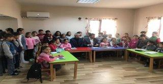 Kula Çocuk Kültür Sanat Merkezi'nde Eğitim Başladı