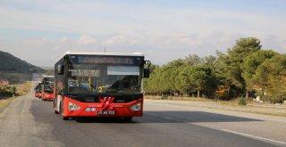 Bayramda 'Kırmızı' Otobüsler Ücretsiz