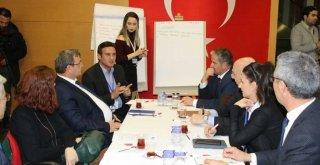 Antalya Ulaşım Çalıştayı yapıldı