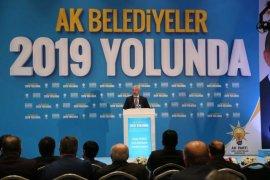 AK Belediyeler  tecrübe paylaşımı yaptı