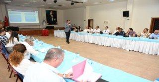 Büyükşehir'den Yöneticilerine İş Sağlığı ve Güvenliği Toplantısı