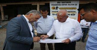Erciyes'e Yeni İş Yerleri Yapılıyor