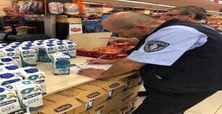 Vatandaşların Güven İçerisinde Alışveriş Yapabilmeleri İçin Zabıta Ekipleri Denetimlerine Devam Ediyor