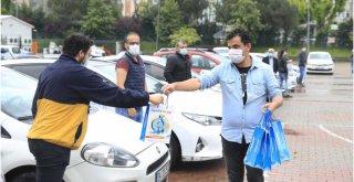 Sürücü Kursu Araçları Dezenfekte Edildi