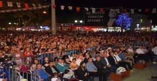 Bağbozumu ve Üzüm Festivali'nde Kıraç Rüzgârı Esti