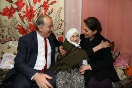 Başkan Türkyılmaz halkın taleplerini  dinledi
