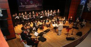 Kayseri Büyükşehir'den Tasavvuf Müziği Konseri