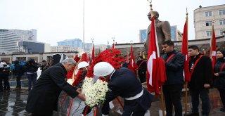 Atatürk'ün Kayseri'ye Gelişinin 99. Yılı Kutlandı