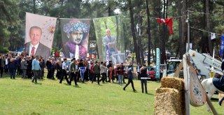 Orhaneli'de Yörük Türkmen Şöleni coşkusu