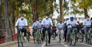 Büyükşehir Belediyesi, Mersin'i 'Hareket Ettirecek'