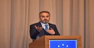 Başkan Aktaş: 'Yaşanılası bir Bursa hayal ediyoruz'