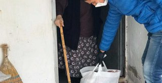 Korona günlerinde yaşlılara özel destek