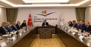 Başkan Şahin Ankara'da