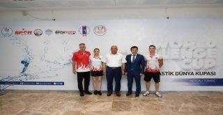 """""""Artistik Cimnastik Dünya Kupası"""" Mersin'de Başladı"""