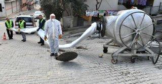 Atık su kanalları kazısız teknolojiyle yenileniyor