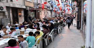 Beşiktaş'ta Ramazan...