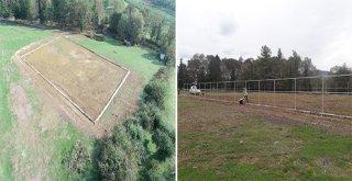 Kandıra'nın köylerinde futbolcular yetişecek