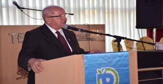 Tekirdağ Büyükşehir Belediyesinde Bayramlaşma Etkinliği Yapıldı