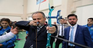 Başkan Aktaş, hedefe kilitlendi