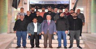 Başkan Albayrak'tan Ehl-i Beyt Dergahı'na Ziyaret