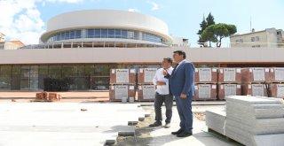 Demirtaş Meydanı Açılış İçin Gün Sayıyor