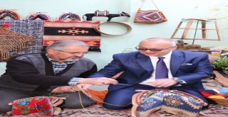 Başkan Ergün, 'Ahilik güzel ahlakı öğütleyen bir mirastır'