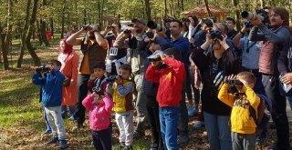 Kuş gözlemcileri Ormanya'da Buluştu