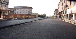 Başkan Albayrak Ruşen Güneş Sokak'taki Çalışmaları İnceledi