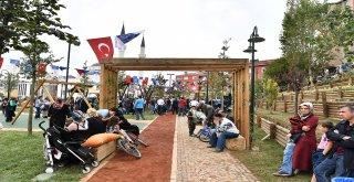 YAVUZ SELİM PARKI'NA GÖRKEMLİ AÇILIŞ