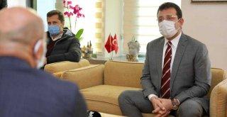 İMAMOĞLU, İZMİR'DE: 'DEPREM, TÜRKİYE'NİN BAĞIMSIZLIK SORUNUDUR'