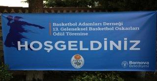 Basketbol Adamları Derneği'nden Başkan Ergün'e Onur Ödülü