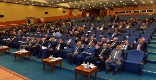 Büyükşehir Belediyesi Aralık Ayı Meclisi Gerçekleştirildi