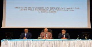 Büyükşehir Belediye Meclisi'nin Temmuz Ayı Birinci Birleşimi Gerçekleşti