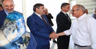 Ümraniye'de Bayramlaşma Töreni Yapıldı