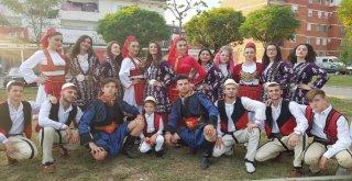 Belediye Halk Dansları Ekibi Balkanları Fethetti