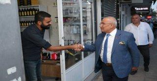 İftar Sofraları Yenişehir'de Kuruldu
