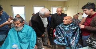 Yaşlılara Tıraş Hizmeti